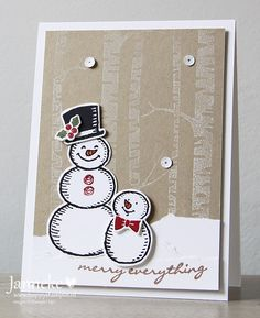 Stampin' Up! - Magic Monday #7 - Happy Stampin'