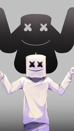 Marshmello Wallpapers and Top Mix Iphone Lockscreen Wallpaper, Flash Wallpaper, Cute Anime Wallpaper, Marshmallow Pictures, Marshmello Wallpapers, Marshmello Dj, Alison Wonderland, Naruto Vs Sasuke, Alan Walker