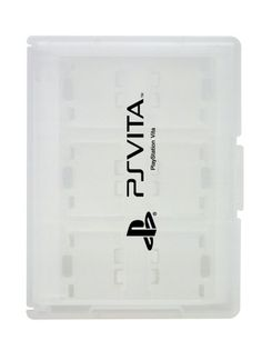 Card Case 24 for PlayStation Vita White Japan Import *** More info could be found at the image url.Note:It is affiliate link to Amazon. #commentback