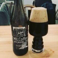 """Reden – """"MILCoffeeL"""" Craft Beer, Beer Bottle, Instagram Posts, Food, Essen, Yemek, Meals"""