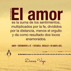 Amor el bendito amor