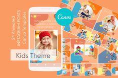 Instagram Design, New Instagram, Instagram Posts, Graphic Design Tools, Graphic Design Templates, Make Your Own Story, Media Kit Template, School Design, Free Design
