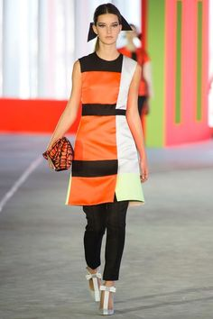 Roksanda Spring 2014 Ready-to-Wear Collection Photos - Vogue