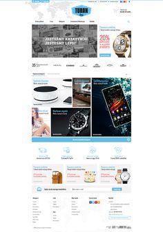 Nasz nowy #projekt sklepu internetowego.