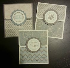 Holiday Gift Card Holders