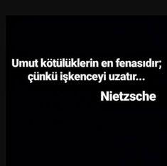 Nietzsche Sözleri, Özlü Sözler Friedrich Nietzsche, Perfect Word, Karma, Nyx, Words, Quotes, Life, Quotations, Qoutes