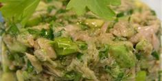 Try this Tuna Avocado Salad recipe by Chef Michael Smith. This recipe is from the show Chef At Home.