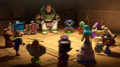 In line with the USA At present the Pixar brief Small Fry will likely be launched in theaters Nov. 23 with The Muppets. Blame all of it on toy envy as a Glad Meal-type Disney Toys, Disney Movies, Disney Pixar, Toy Story Toons, Pixar Shorts, Sea Wallpaper, Staff Meetings, Disney Images, Buzz Lightyear