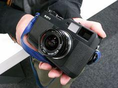 My digital range finder camera the R-D1s.
