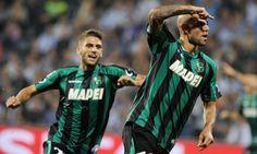 Soccer: Serie A; Sassuolo-Juventus