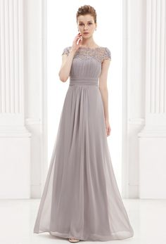 elegant gray lace