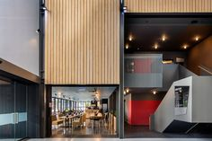 Lower Hutt Event Centre — S&T Architecture Events, Architecture Design, Old Buildings, Modern Buildings, Lighting Concepts, Function Room, Church Design, Main Entrance, Town Hall