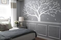 Wall decal Family Tree Wall decal Living Room Wall por NouWall