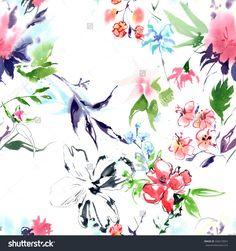 watercolor paisley - Google Search