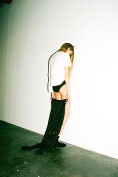 BA Final Collection 2012 by Nafsika Skourti at Central Saint Martins. Photography: Kirill Kuletski #fashion #photography