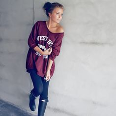 """this fall when i get to college, im thinking this will be my what my """"school spirit"""" looks like. :)) Can't wait!"""