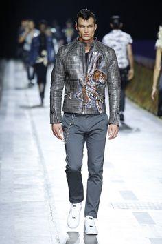 Philipp Plein Spring/Summer 2018 Menswear Collection☑️ #PhilippPlein #Menswear #SpringSummer
