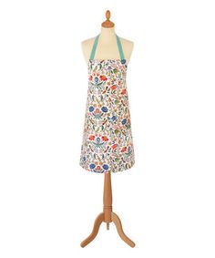 This Arts & Crafts Coated Apron is perfect! #zulilyfinds