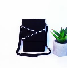 Unisex Black Cotton Bag.Canvas Compact Carry Bag.Travel Bag.Small Crossbody Bag.Phone Bag.Shoulder Cotton Bag.Pocket Bag.Cell Phone Wallet High Holidays, Safety Cover, Shipping Date, Your Freedom, Beautiful Mask, Good Customer Service, Carry Bag, Small Crossbody Bag, Phone Wallet
