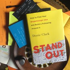 Want to be more visible? for yourself or your business it's helpful to be known in your field. This fabulous book by the smart and erudite @dorieclark is what you need.  Many of my colleagues have raved about this book and justly so. I confess to be a skim reader at the moment as time is tight. But without doubt the bits I've dipped into so far are brill.  So if you'd like to build your personal brand this is the way to make sure you stand out.  I'm Business Strategy coach and I use…