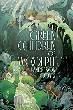 Anderson Coats An eerie, spine-tingling fantasy about a young girl who discovers two otherworldly children—and an ancient bargain that threatens to destroy them all. Grades: 5 and up Ages: 10 – 99 On sale September Fantasy Book Covers, Book Cover Art, Fantasy Books, Book Cover Design, Book Design, Book Art, Green Children Of Woolpit, Science Fiction, Chobits Anime