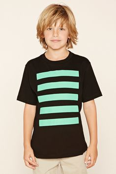 Boys Glow in Dark Tee (Kids)