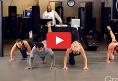 This effective routine proves you don't need HIIT to get your rear in gear. http://greatist.com/move/low-impact-workout-for-glutes