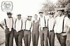Vintage look gentlemen