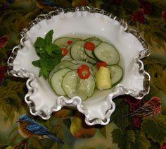 Happier Than A Pig In Mud: Thai Cucumber Pickles