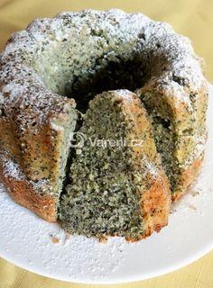 Cuketová bábovka s mákem Bagel, Doughnut, Bread, Cooking, Food, Kitchen, Brot, Essen, Baking