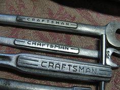 Billedresultat for vintage craftsman tool