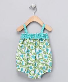 baby outfit tirquoise - Save 50% - 90% on Special Deals. http://www.ilovesavingcash.com