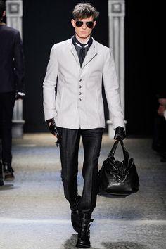 John Varvatos Fall 2014 Menswear Collection Slideshow on Style.com