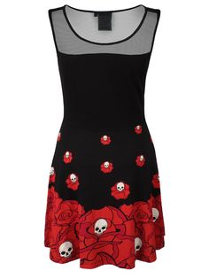Too Fast Fiona Dress ~ Grindstore