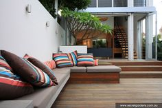 A Multi-Level Family-Friendly Space: Randwick, by Secret Gardens
