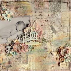 **Prima** Dream Beautiful - Scrapbook.com