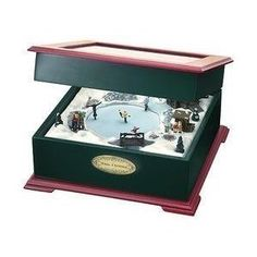 Animated Symphony Of Bells Musical Tabletop Decoration Roman 'skater Tv' Music Box Available At #nordstrom  Gift Ideas