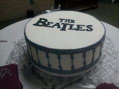 Beatles Drum by BellaRosa