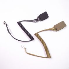 Hot Sale Adjustable Bungee Tactical Airsoft Gun Sling Strap System Pistol Hand Gun Spring rifle Sling
