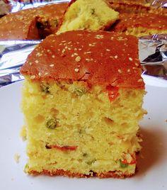 Cookbook Recipes, Cooking Recipes, Greek Recipes, Cake Pops, Cornbread, Vanilla Cake, Pie, Breakfast, Sweet