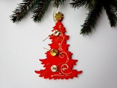 Christmas Trees Christmas Decorations Christmas by WoodenLook