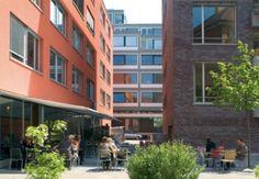 Kraftwerk Hardturm - Zürich - KÓPERATÍV - housing cooperative