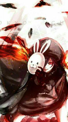 """Touka Kirishima alias """"Rabbit"""""""