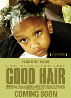 Did you know many people spend 20% of their income on hair relaxers and weaves in order to have the 'good hair? Learn more about one of our favorite movies now!