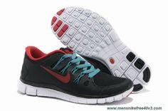 best cheap e9da6 4d918 Mens Nike Free 5.0 Black Red Blue Shoes 579959-006 Sale Blue Shoes, Sneakers