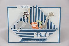 StampinFantasy: Zur Taufe von Paul