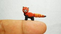 Not Only Are These Crochet Animals Teeny Tiny, They're Also 100% Handmade.