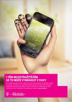 T-Mobile by Gravy, via Behance
