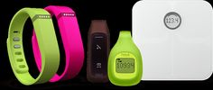 Fitbit® Official Site: Force, Flex, One & Zip Wireless Activity & Sleep Trackers The next generation of Pedometer!  Cool!