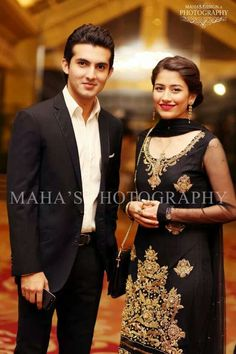 Sheroze & Syra; cutest & most fashionable Pakistani celebrity couple! ♥